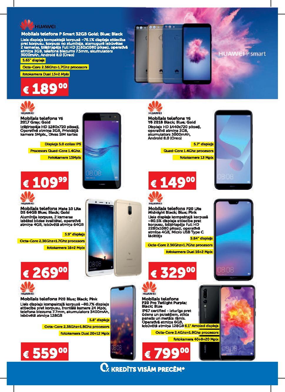 RD ELECTRONICS akcijas buklets 01.07.2018 - 31.07.2018