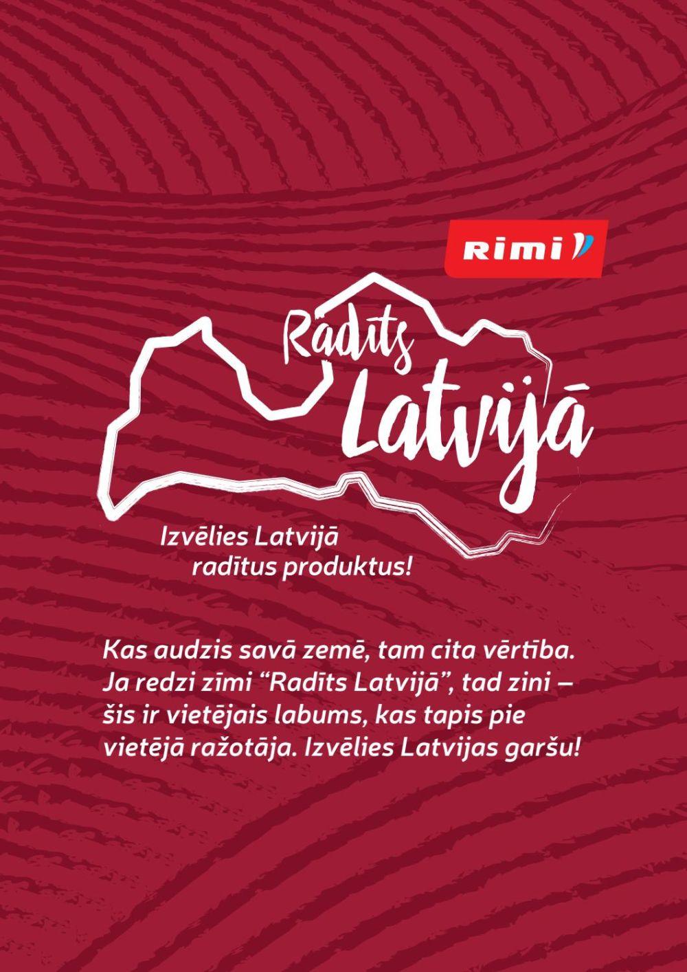 Rimi Gardēdis 05.11.2019 - 19.11.2019